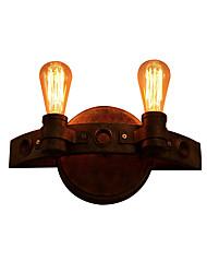 Недорогие -Новый дизайн Современный современный Гараж / кафе Металл настенный светильник 110-120Вольт / 220-240Вольт 60 W