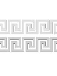 povoljno -Dekorativne zidne naljepnice - Zidne naljepnice ogledala Oblici Stambeni prostor / Spavaća soba