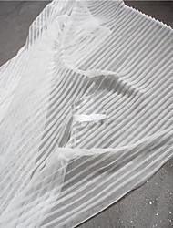 economico -Tulle Tinta unita Elasticizzato 145 cm larghezza tessuto per Occasioni speciali venduto di il 0.45m