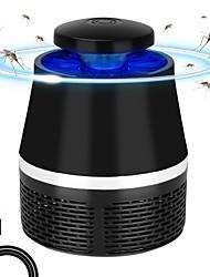 Недорогие -новинка убийца комаров светло-голубые лампы привели usb анти-муха электрическая лампа от комаров убийца насекомых ловушка огни