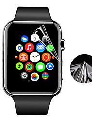 Недорогие -Защитная плёнка для экрана Назначение Apple Watch Series 4 PET HD / Ультратонкий 10 ед.