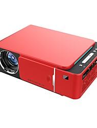 Недорогие -UNIC T6 ЖК экран Проектор 6000 lm Поддержка / 4K / WXGA (1280x800) / ±30°