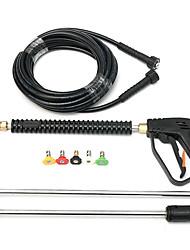 Недорогие -9pcs Металл Пистолет высокого давления Регулируется Интенсивный