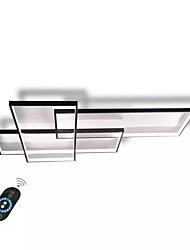 Недорогие -UMEI™ Линейные настенный светильник / Потолочные светильники Рассеянное освещение Окрашенные отделки Алюминий Диммируемый с дистанционным управлением 85-265V Белый / Теплый белый + белый / Wi-Fi Smart