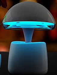 זול -1pc LED לילה אור כחול USB יצירתי <=36 V