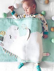 Χαμηλού Κόστους -Κουβέρτες για παιδιά, Κινούμενα σχέδια Πλεκτό Comfy Εξαιρετικά μαλακό κουβέρτες