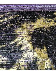 halpa -Sifonki Kukkakuviot Pattern 145 cm leveys kangas varten Vaatteet ja muoti myyty mukaan mittari