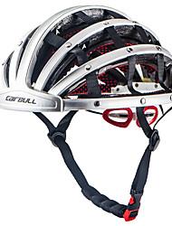 Недорогие -CAIRBULL Взрослые Мотоциклетный шлем 30 Вентиляционные клапаны ESP+PC Виды спорта Велосипедный спорт / Велоспорт - Серебряный Желтый Пурпурный Универсальные