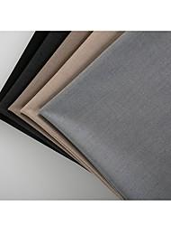 Недорогие -Шерсть Однотонный Неэластичный 150 cm ширина ткань для Особые случаи продано посредством 0.1м