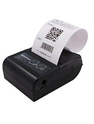 Недорогие -YK&SCAN YK-58HB4 USB Bluetooth Малый бизнес Термопринтер 203 DPI