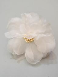 economico -Perla / Stoffe / Lega Hair Stick con Floreale 1 pezzo Occasioni speciali / Da tutti i giorni Copricapo