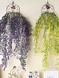 Недорогие -Искусственные Цветы 1 Филиал Классический Современный современный европейский Pастений Вечные цветы Цветы на стену