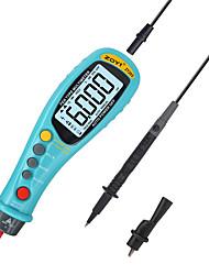 billige -zoyi zt203 bærbar intelligent 6000 teller pen type digital multimeter ammeter med lcd display auto ac / dc voltmeter tester