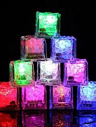 Недорогие -Светодиодные фонарики пластик Свадебные украшения Рождество Свадьба Все сезоны