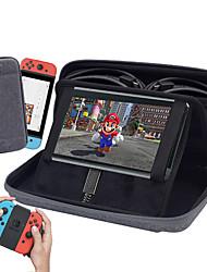 Недорогие -Cooho Nintendo Switch Сумка для хранения протектор NS Серый мешок игровой консоли портативный ящик для хранения противоударный пылезащитный кронштейн
