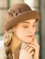 رخيصةأون -ورأى الصوف قبعات مع لون واحد / مطرز 1 قطعة بلمونت ستيكس / كنتاكي ديربي خوذة