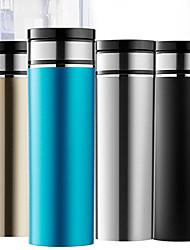 Недорогие -Автомобильный вакуумный стаканчик из нержавеющей стали 0.38л портативный / малошумный / сенсорная кнопка / электрический чайник с дистанционным управлением