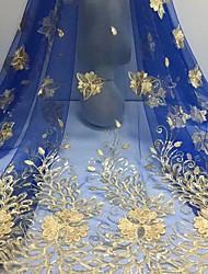 baratos -Rendas Floral Estampada 120 cm largura tecido para Ocasiões especiais vendido pelo Jarda