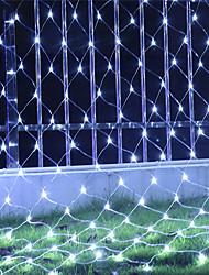 hesapli -3x2 m dize ışıkları 200 leds rgb beyaz mavi su geçirmez yaratıcı parti 110-120 v 1 takım