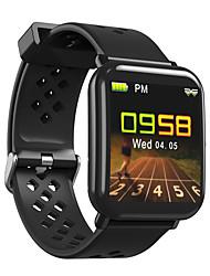 voordelige -DM06 Unisex Smart horloge Android iOS Bluetooth Smart Sportief Waterbestendig Hartslagmeter Bloeddrukmeting ECG + PPG Stopwatch Stappenteller Gespreksherinnering Activiteitentracker