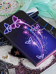 Недорогие -Кейс для Назначение Amazon Kindle Fire hd 8(7th Generation, 2017 Release) / Kindle Fire hd 8(6th Generation, 2016 Release) / Kindle Fire hd 8 (выпуск 5-го поколения, 2015 год)