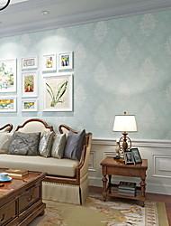 رخيصةأون -ورق الجدران محبوكة تغليف الجدران - لاصق المطلوبة هندسي