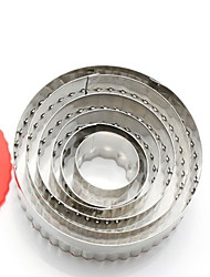 お買い得  -1個 ステンレス鋼 アイデアキッチン用品 耐熱皿セット ベークツール