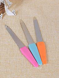 저렴한 -1 세트 스테인레스 네일 아트 도구 제품 손톱 내구성 / 견고함 / 가볍고 편리함 화이트 시리즈 네일 아트 매니큐어 페디큐어 단순한 일상