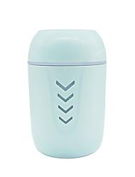 Недорогие -новый творческий троица увлажнитель мини-поставщик воды USB маленький вентилятор ночник бытовой очиститель воздуха