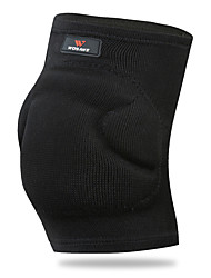رخيصةأون -دعامة الركبة إلى لياقة بدنية / كرة السلة / أحمر الجميع حماية / قابل للبسط / الحرارية / الدافئة الرياضة & في الخارج EVA 1 أسود