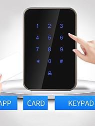 Недорогие -Bluetooth,RFID.Password unlocking Прочее / Клавиатура управления доступом / Читатель карточки IC Разблокировка пароля / Разблокировка RFID / Разблокировка Bluetooth квартира / Для школы / Гостиница
