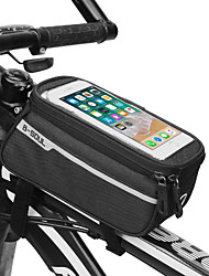 Недорогие -Сотовый телефон сумка Бардачок на раму 6 дюймовый Сенсорный экран Велоспорт для Велосипедный спорт Черный Синий Красный Велосипедный спорт / Велоспорт Велоспорт
