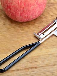 halpa -Ruostumaton teräs Peeler & Grater Creative Kitchen Gadget Keittiövälineet Työkalut For Keittoastiat 1kpl