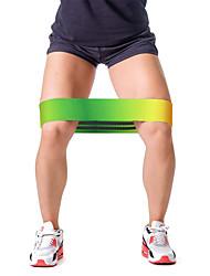 ราคาถูก -Exercise Resistance Bands ซึ่งยืดหยุ่น การฝึกความแข็งแรง Strengthens Muscle Tone รูปร่างขา โยคะ ยิมออกกำลังกาย ออกไปทำงาน สำหรับ ผู้ชาย ผู้หญิง