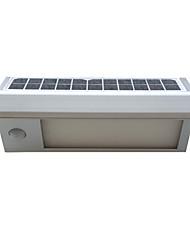 preiswerte -1pc 0.2 W LED-Straßenleuchte / Solar-Wandleuchte Solar / Lichtsteuerung / Bewegungserkennungsmonitor Weiß 3.7 V Außenbeleuchtung / Hof / Garten LED-Perlen