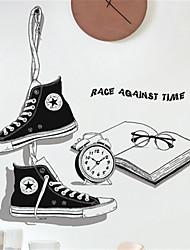 povoljno -kreativna trgovina cipela odjeća dućan ukrasi zidne naljepnice osobnost dnevni boravak studija književna tvrtka učionica nadahnuće naljepnice