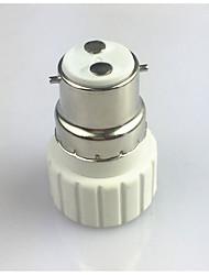 ieftine -1 buc B22 la GU10 E14 100-240 V Convertor Plastic Bec pentru becuri