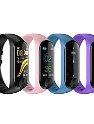 Недорогие -KUPENG Y10 Женский Умный браслет Android iOS Bluetooth Водонепроницаемый Сенсорный экран Пульсомер Измерение кровяного давления Израсходовано калорий