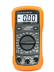 hesapli -Dijital multimetre tester 2000 sayar lcd ekran multimetro dc ac voltmetre frekans taşınabilir tester pm8233d