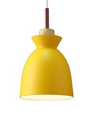 abordables -cuenco Lámparas Colgantes Luz Downlight Acabados Pintados Metal Ajustable, Nuevo diseño 110-120V / 220-240V