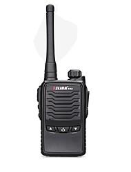 Недорогие -ELIDA T-3RB Для ношения в руке / Аналоговая С программным управлением через ПК / Голосовые подсказки / CTCSS / CDCSS 1,5 - 3 км 1,5 - 3 км 35CHANNELS 800 mAh <5 W Walkie Talkie Двухстороннее радио