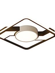 baratos -Ecolight Geométrico / Novidades Apliques de Tecto Luz Ambiente Acabamentos Pintados Metal silica Gel Criativo, LED, Novo Design 110-120V / 220-240V Branco Quente / Branco Frio / Dimmable Com Controle