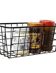 abordables -Alta calidad con Acero inoxidable Repisas y Soportes De Uso Diario Cocina Almacenamiento 1 pcs