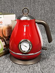 Недорогие -LITBest Электрические чайники Нержавеющая сталь Белый