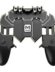 Недорогие -Рукоятка джойстика контроллера для ios / android смартфон геймер триггер геймпад 1 шт