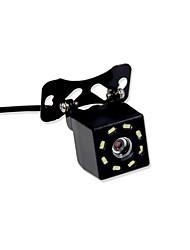 Недорогие -BYNCG rear view camera 480TVL 480 ТВ линий 1/4 дюйма CMOS OV7950 Проводное 90° 3.5-12 дюймовый Камера заднего вида Водонепроницаемый / LED индикатор для Автомобиль