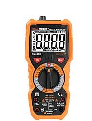 hesapli -Dijital multimetre tepe ölçer pm890d gerçek rms ac / dc gerilim direnci ölçer pm890d kapasitans frekans sıcaklığı ncv tester