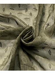baratos -Chifon Floral Inelástico 140 cm largura tecido para Vestuário e Moda vendido pelo 0,1 m