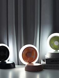 Недорогие -BRELONG® 1шт LED Night Light Белый USB Регулируется / Перезаряжаемый / 3 режима 5 V