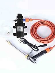 Недорогие -насос высокого давления автомойка 12 В портативный электрический мини простой кондиционер шайба